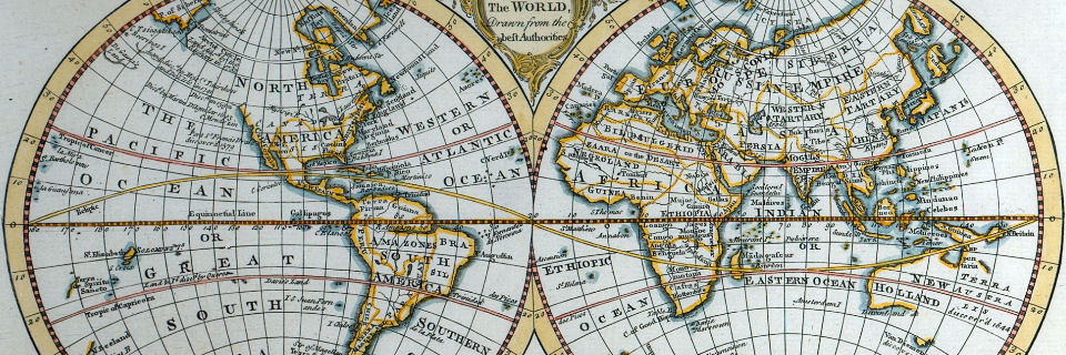 George Rollos: World 1760